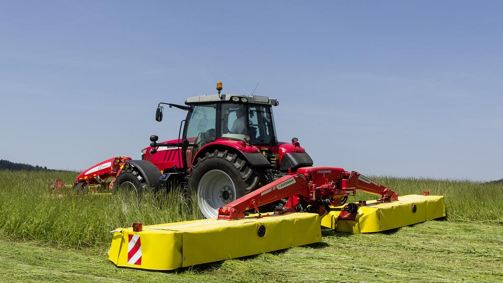 Producing quality hay and silage means using the right