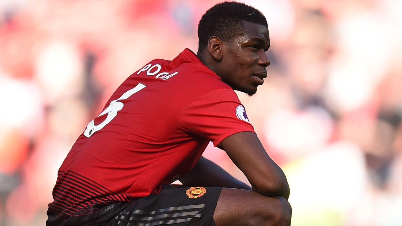Paul Pogba nearing Manchester United exit.