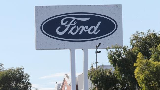 Ford announces plans for Australian operations