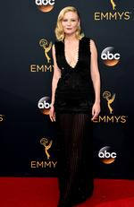 Kirsten Dunst attends the 68th Annual Primetime Emmy Awards on September 18, 2016 in Los Angeles, California. Picture: AP