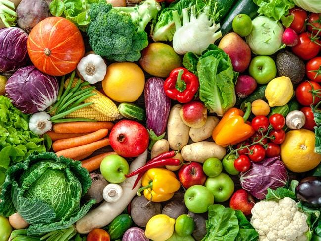 What is a vegan diet? Here's everything you need to know. Picture: istock
