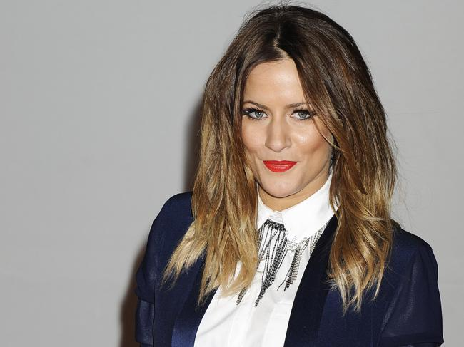 Caroline Flack was facing charges of assaulting her boyfriend. Picture: AP Photo/Jonathan Short