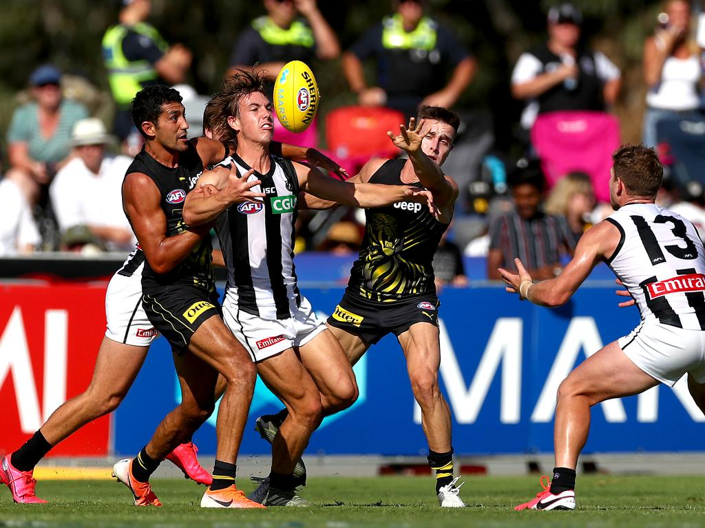 2020 Marsh Community Series - Richmond v Collingwood