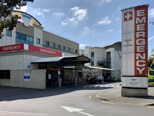 Auckland City Hospital. Picture: Brett Phibbs/ News Corp Australia
