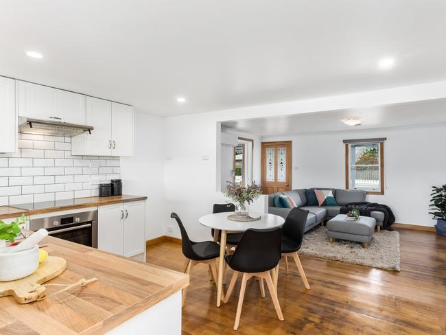 Hot deal: 50 Catherine Street in Longford, priced in the $300,000s. Picture: SUPPLIED