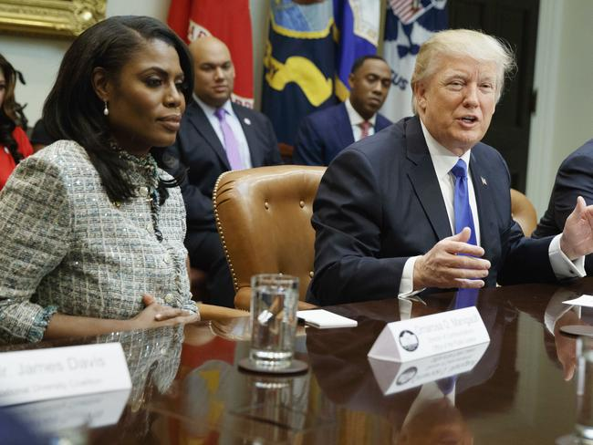 Omarosa Manigault Newman, the former Apprentice star who became one of Trump's most prominent African -American supporters, resigned from the White House.