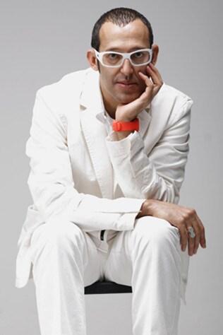 Designer spotlight: Karim Rashid