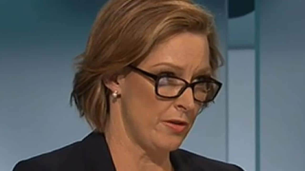 Leigh Sales grills Scott Morrison on 7.30.