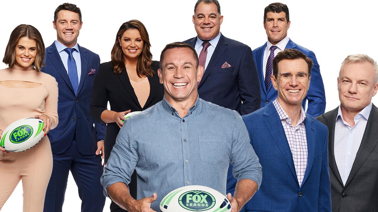 Matty Johns and the Fox League crew rev up the 2021 season.