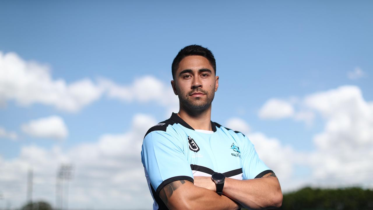 Shaun Johnson was released by the Warriors and later signed a three-year deal with the Sharks.