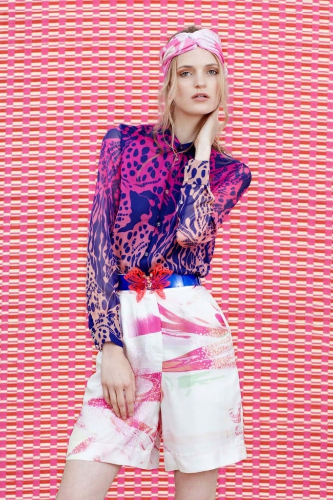Matthew Williamson resort 2015