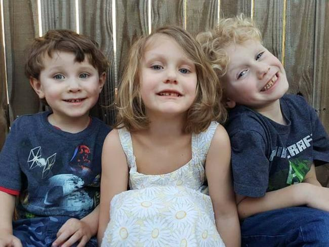 The deaths of these three beautiful children could have been avoided. Picture: Facebook