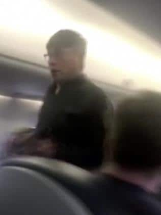 Dr David Dao was physically dragged off an overbooked flight, sparking global outrage. Picture: Audra D. Bridges via AP