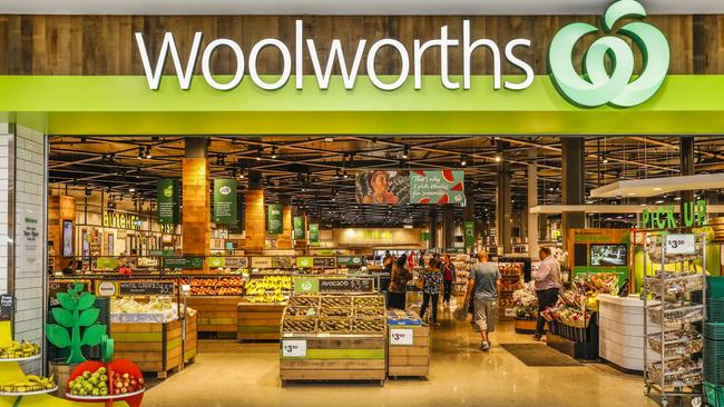 Woolworths store marrickville new flagship unveiled the new woolworths at marrickville metro picture dallas kilponenpprsourcesupplied negle Image collections