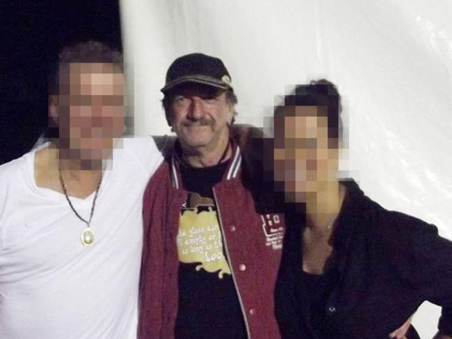 Convicted paedophile Tony Jones (centre), a former person of interest in the William Tyrrell investigation, has been released from prison.