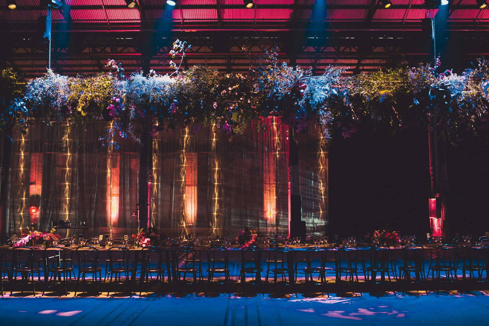 Lighting might just be the most underrated part of your wedding: three experts share their tips