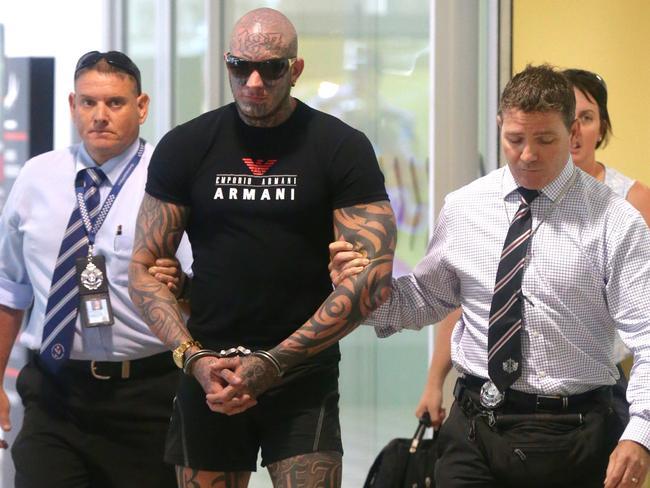 Ex-Bandidos boss Brett 'Kaos' Pechey begged granny for cash before