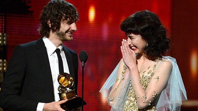 Gotye cleans up at Grammys