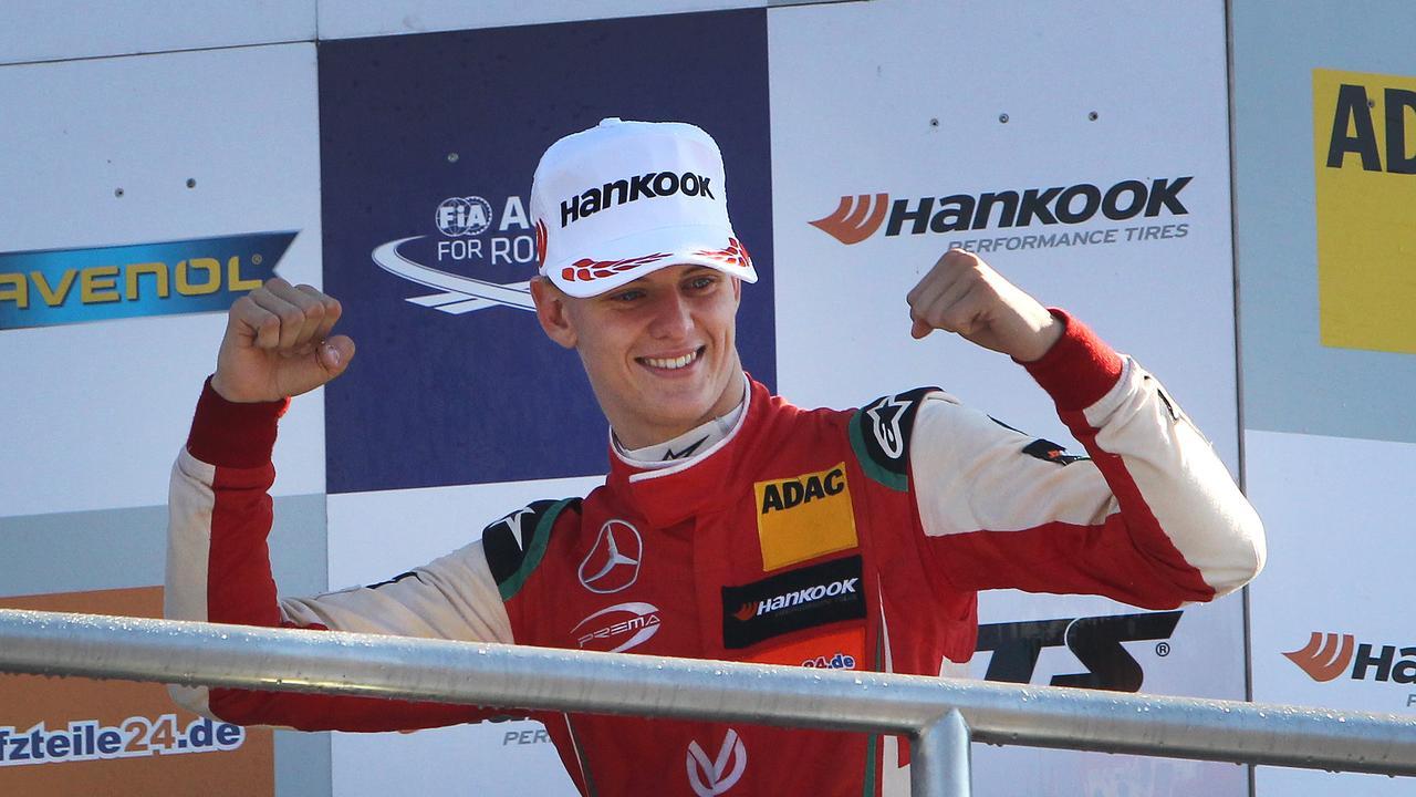 Mick Schumacher has recently been selected for Ferrari's driver academy.