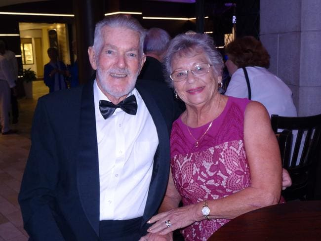 Frank and Leah Armstrong, from NSW, were grateful to have health insurance when Frank suffered a heart attack on an international cruise holiday.