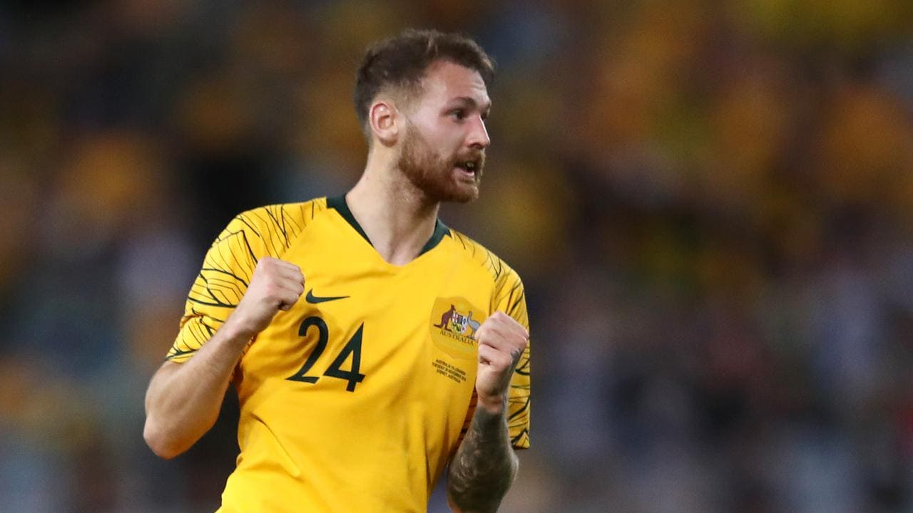 Socceroos, Martin Boyle: Hibernian, injury, Daniel Arzani, news, update, team news, squad, | Fox Sports