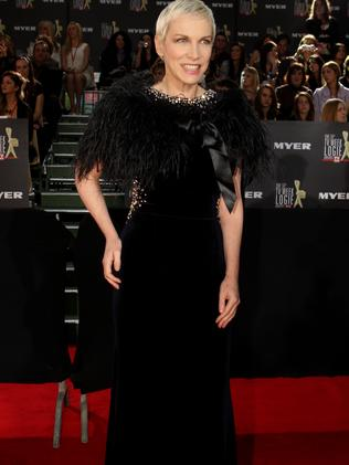 Annie Lennox at the 2009 Logies.