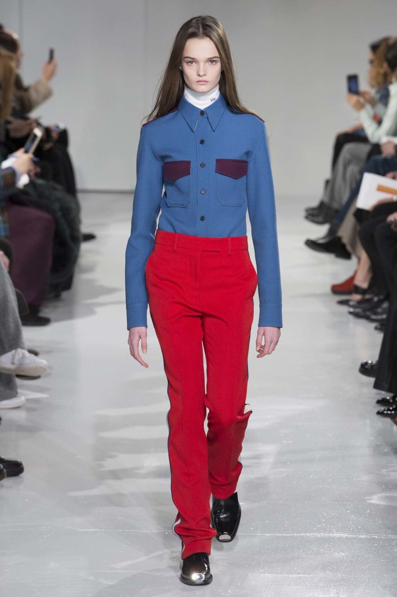 Calvin Klein Collection ready-to-wear autumn/winter '17/'18