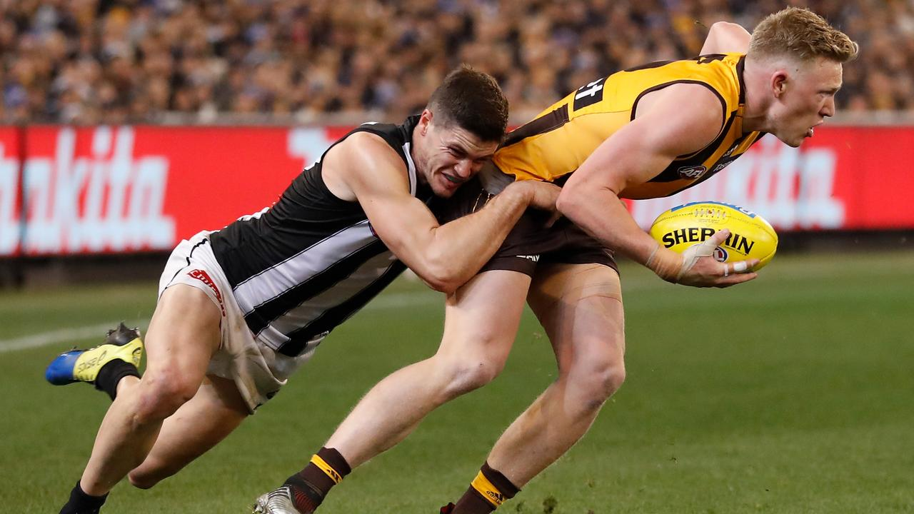 James Sicily and Jack Crisp are two handy inclusions into your SuperCoach team this week.