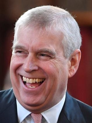Prince Andrew remained friends with Epstein after his conviction. Picture: Getty Images