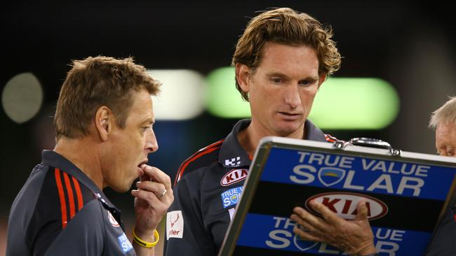 Who will coach Essendon next season — Hird or Mark Thompson?