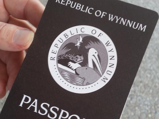 About 800 citizens hold the nation's passport.