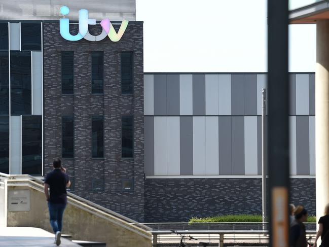 Broadcaster ITV has axed The Jeremy Kyle Show. Picture: AFP