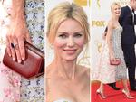 Naomi Watts attends the 67th Annual Primetime Emmy Awards in Los Angeles. Picture: Getty