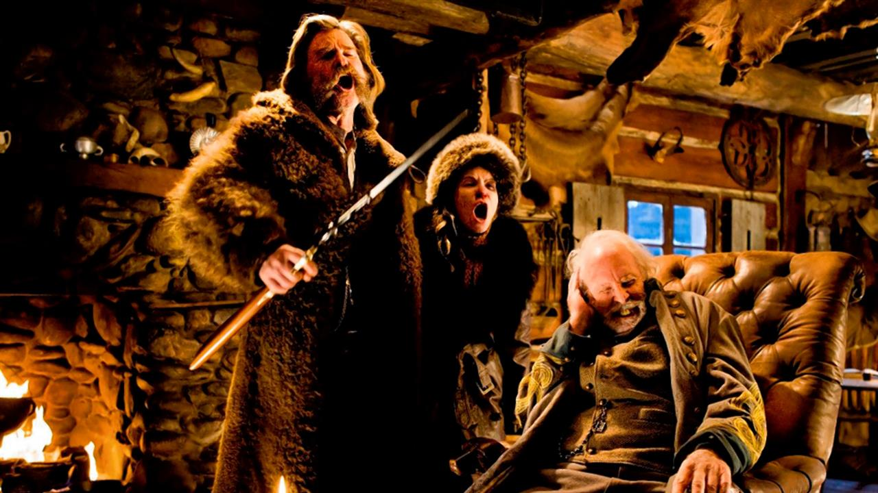 Film Clip: 'The Hateful Eight'