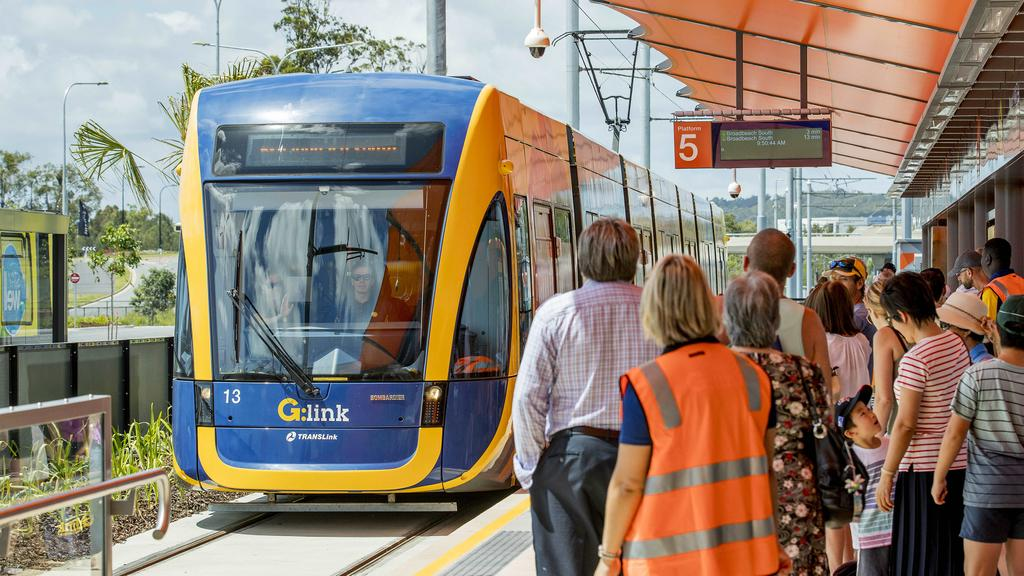 Qld Light Rail Remains Missing Link For Public Transport