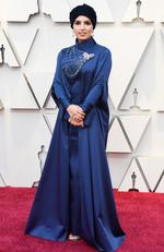 Fatma Al Remaihi attends the 91st Annual Academy Awards at Hollywood and Highland on February 24, 2019 in Hollywood, California. (Photo by Frazer Harrison/Getty Images)