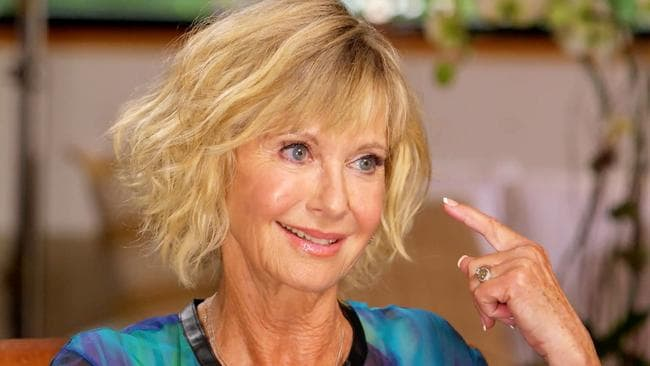 Olivia Newton John Star Reveals Why She Is Not Scared Of Death