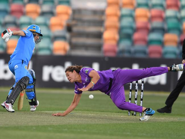 Adelaide Strikers: WBBL05 beat Hurricanes by two runs