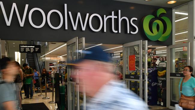 "Woolworths want to gain ""price trust"" from its shoppers. Picture: AAP/Joel Carrett"