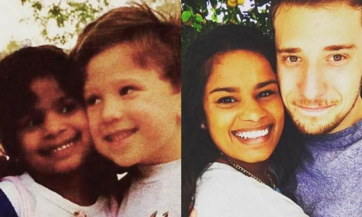 Preschool sweethearts marry after a 20-year love story
