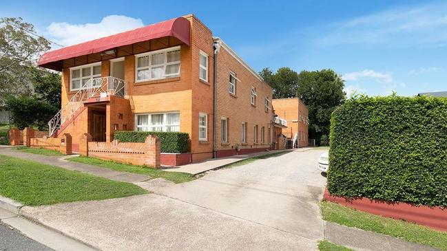 65-67 Eureka Street, Kelvin Grove, sold for $2.55m yesterday.