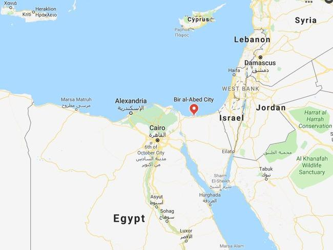 Egypt mosque attack: Worshippers slaughtered in northern Sinai by ...