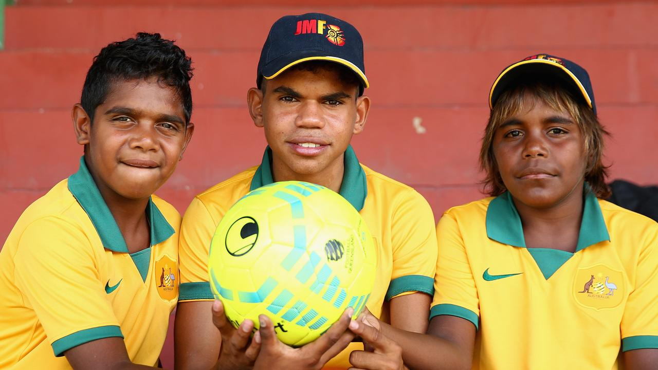 FFA announce expansion of indigenous football program with building of 12 new centres