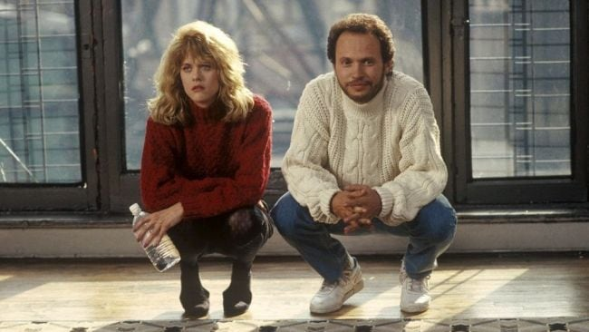 They were couples dressing before they were even a couple. Photo: 'When Harry Met Sally'