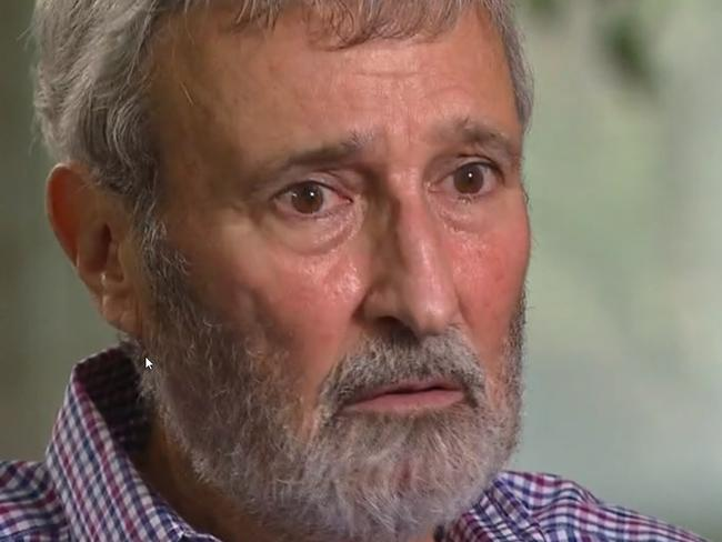 "Don Burke claimed he was the victim of a ""witch hunt"". Picture: Channel 9"