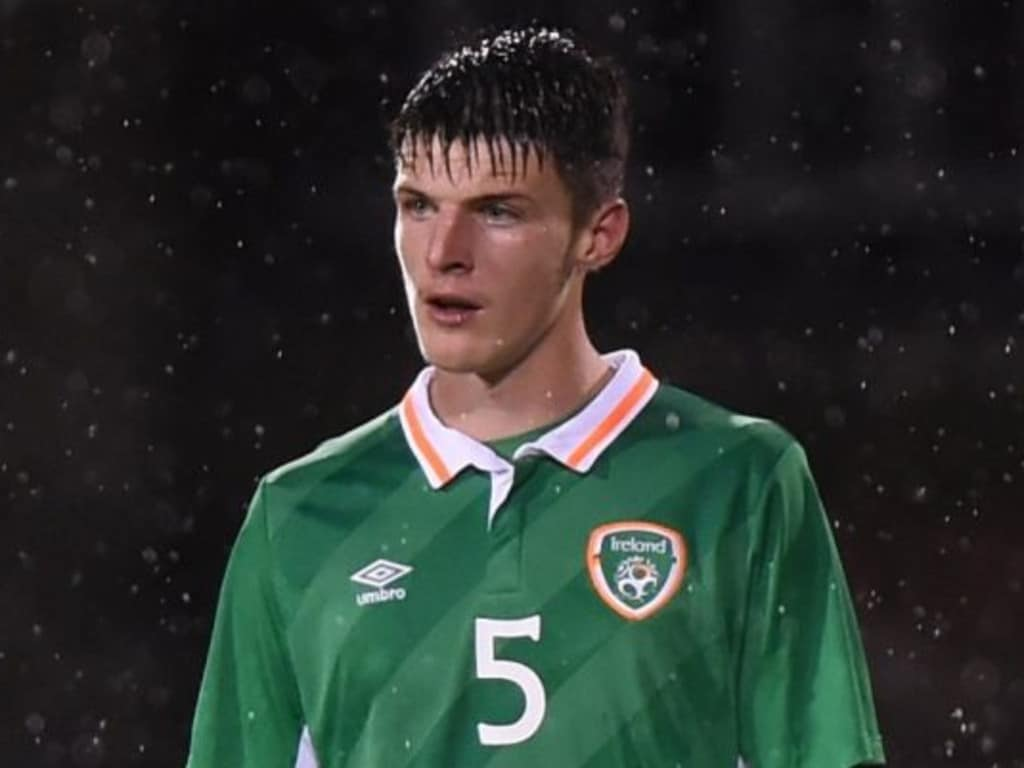 Declan Rice has issued an apology after posting support for the IRA.