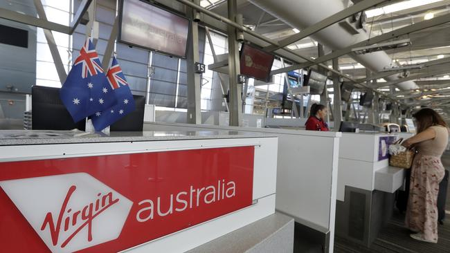 Virgin Australia customers owed refunds to be offered 'conditional credits' – NEWS.com.au