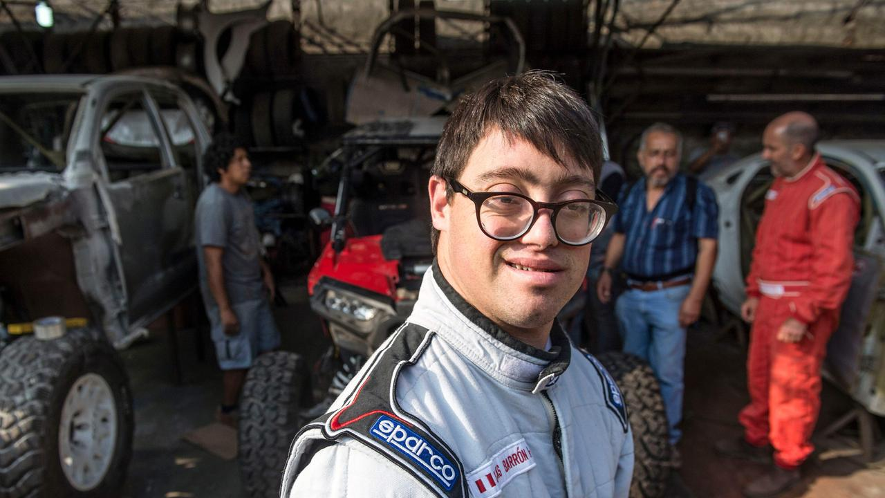 Lucas Barron will make history on January 6 when he lines up on the Dakar 2019 start line in Peru.