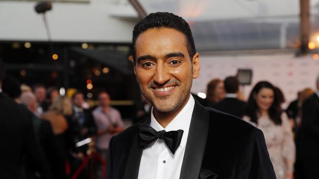 Happy birthday Waleed Aly. Picture: AAP Image/Josh Woning