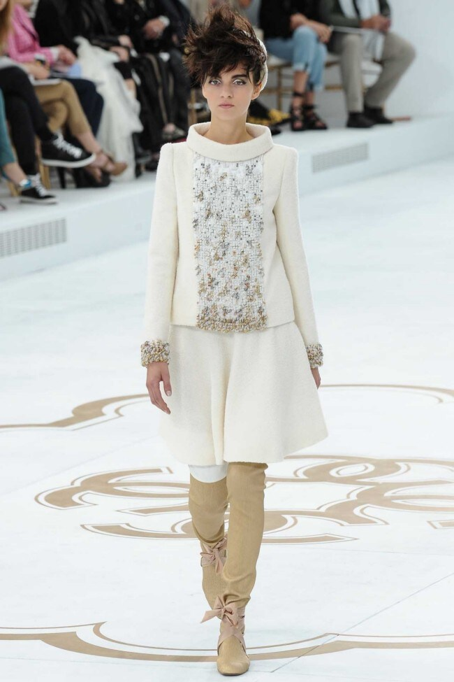 Chanel haute couture autumn '14/'15